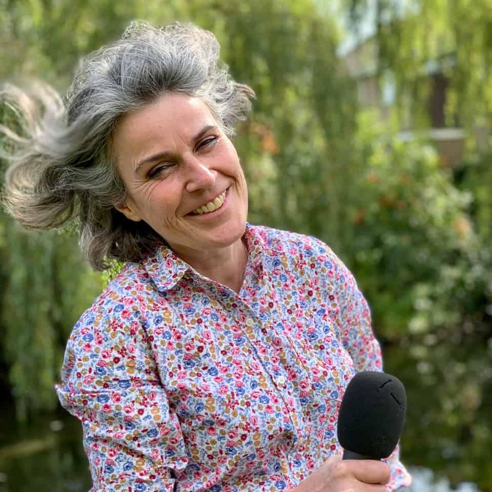 Sue Kinnear - BBC Wiltshire