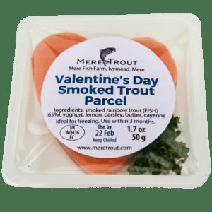 Valentines Trout Parcel