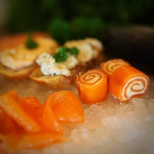 Roulades Trout Terrine